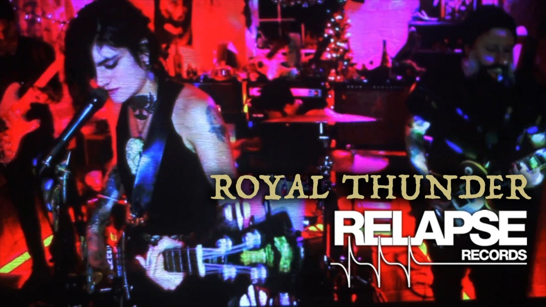 Music Video for 'Royal Thunder'